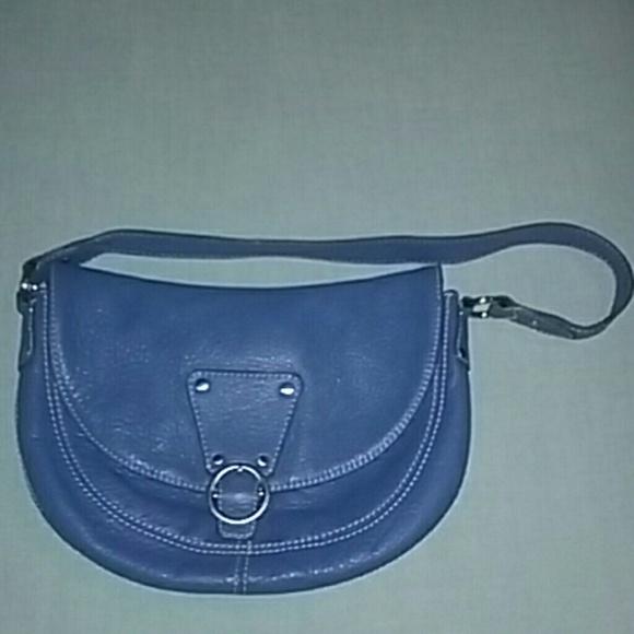 Talbots Handbags - Talbot Leather  Handbag